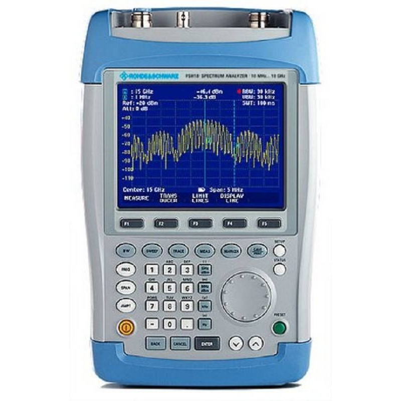 R&S FSH6 Spectrum Analyzer-With Tracking
