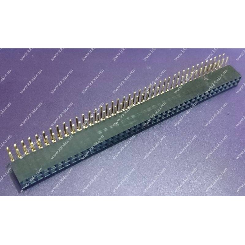 Pin header - feMale-2*40-right