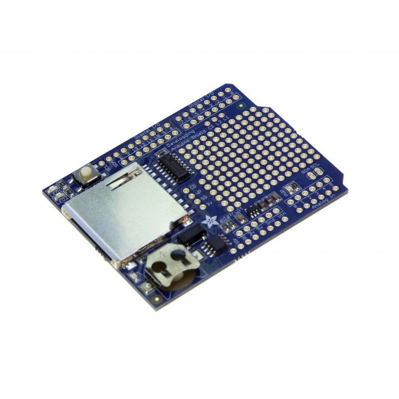 SHIELD ARDUINO DATA LOGER