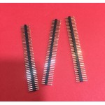 Pin header - Male-1.27mm-1x40