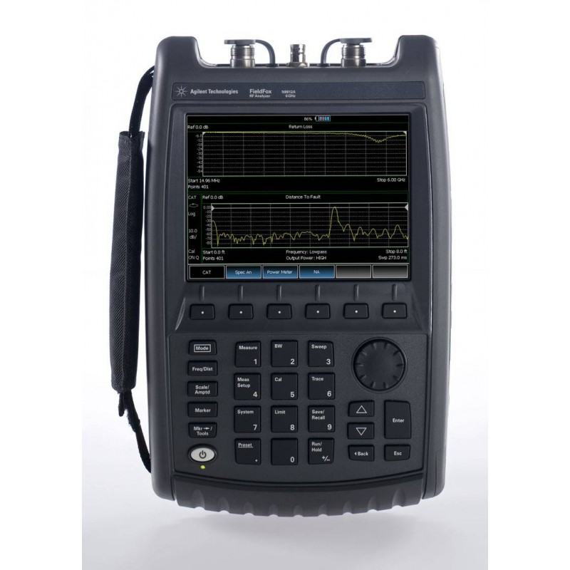 Agilent N9912A 6GHz Spectrum Analyzer